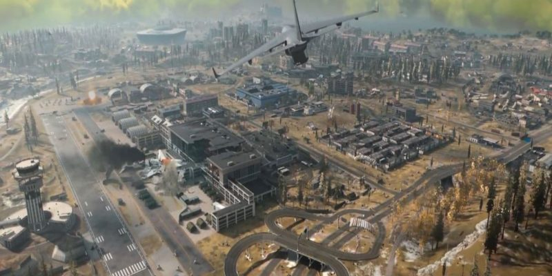 """Call Of Duty """"Warzone"""" Battle Royale Game Mode"""