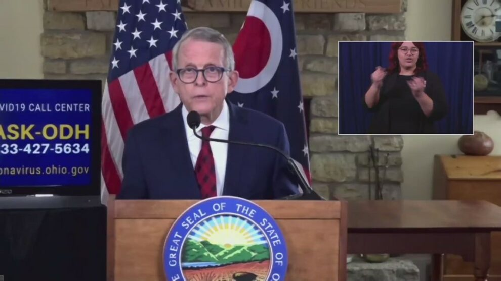 Gov. DeWine to hold 2 p.m. COVID-19 news conference