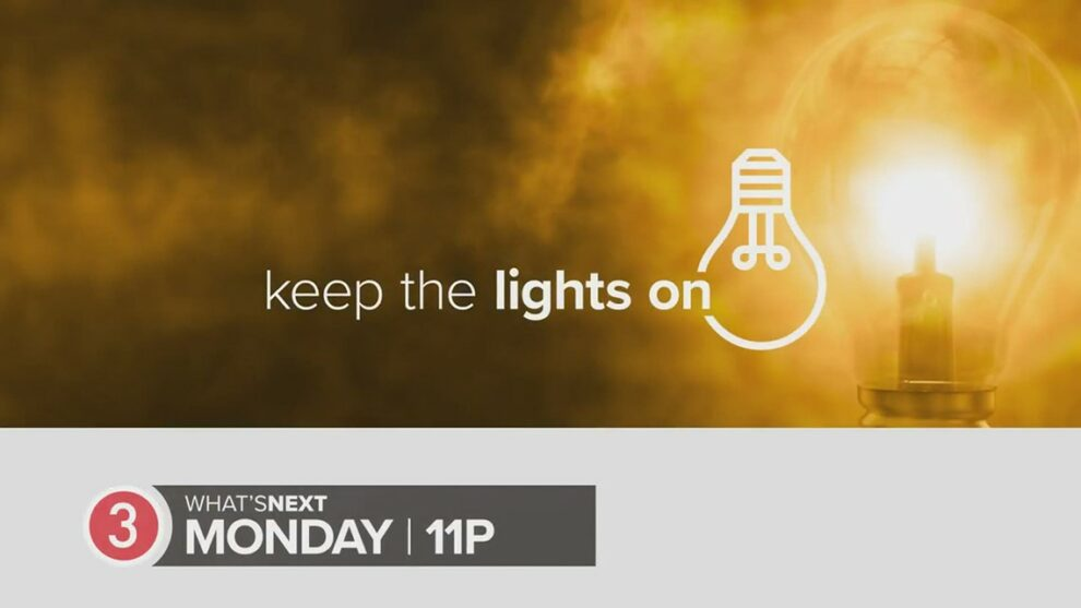 Keep the lights on: 3News launches new campaign to raise money for those facing utility shutoffs