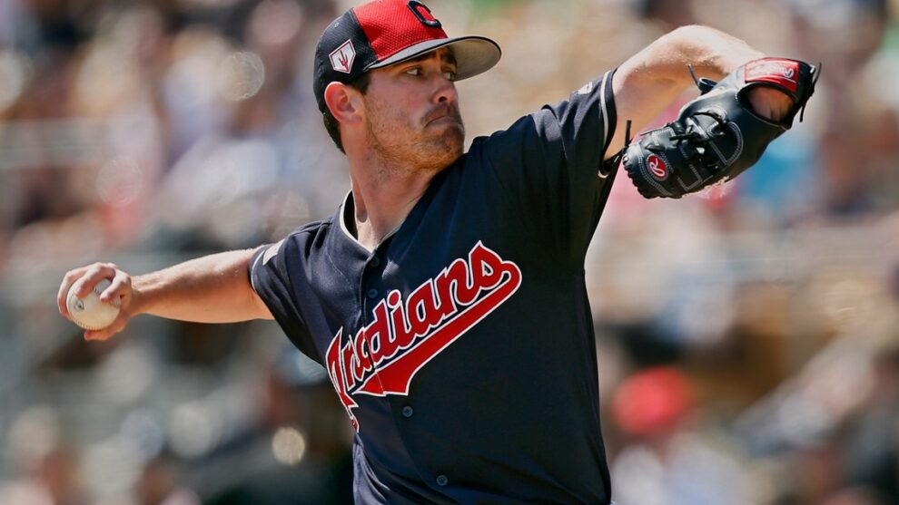 Cleveland Indians pitchers and catchers report to Spring Training on Wednesday