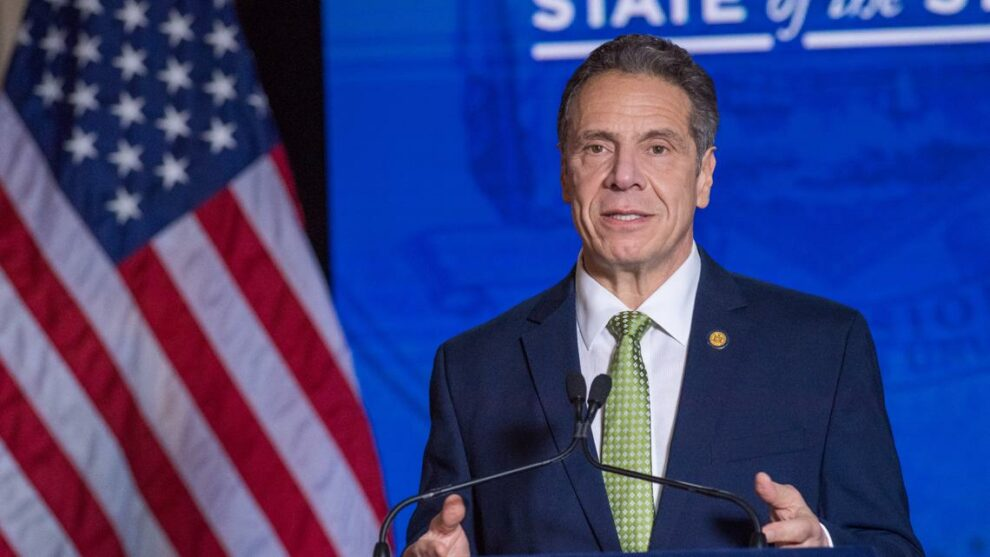 New York Times: 2nd former aide accuses Cuomo of sexual harassment