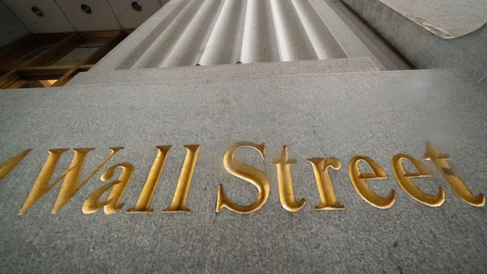 Trading closes Thursday on Wall Street as investors worry about inflation and jobless claims