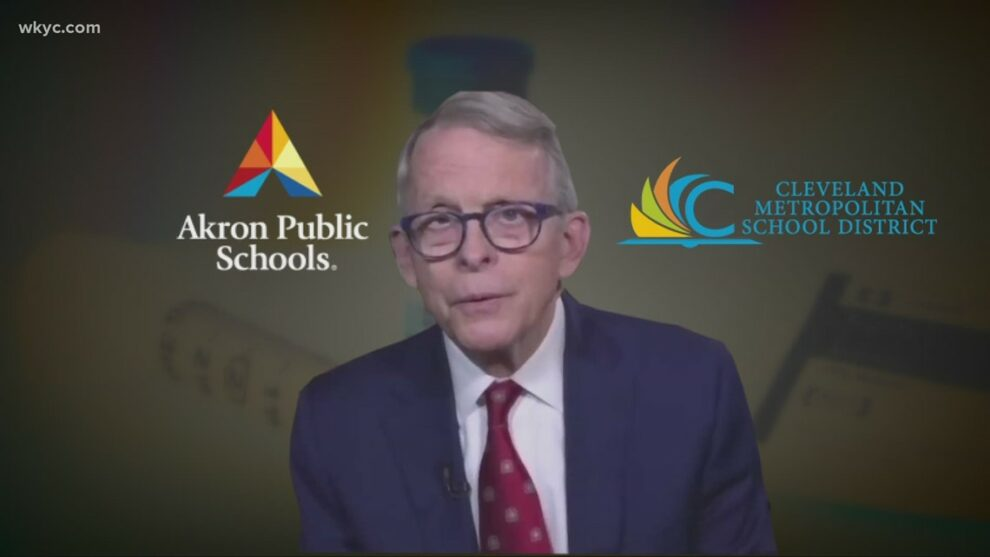 Gov. Mike DeWine doubles down on plea to get Ohio students back in schools by March 1