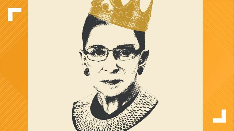 Exhibit based off best-selling book about Justice Ruth Bader Ginsburg on display at Maltz Museum