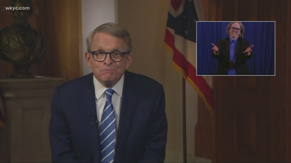 Examining Ohio Gov. Mike DeWine