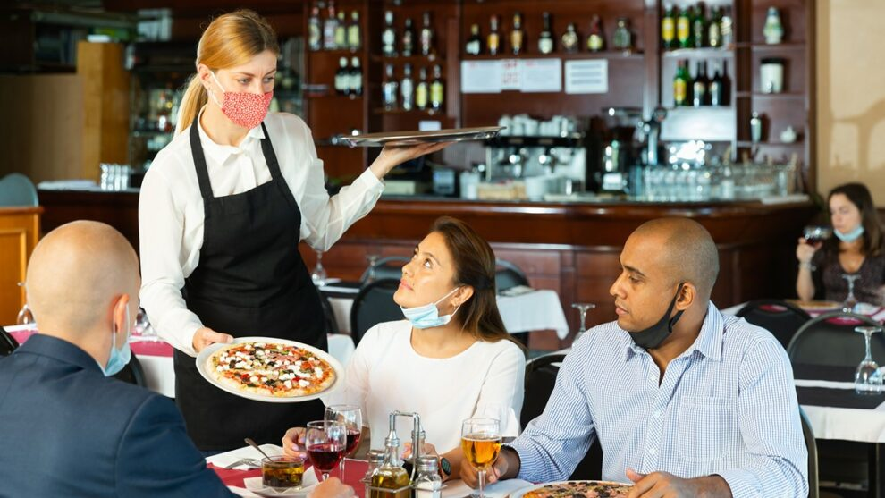 Restaurants reopening should follow COVID prevention measures, CDC warns