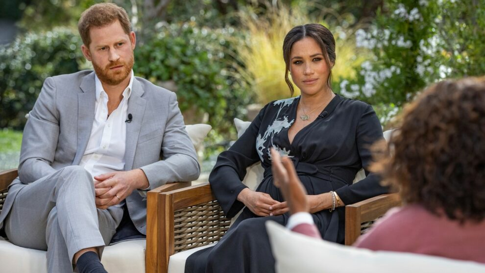 Meghan and Harry to discuss