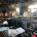 13 killed in hospital fire in Virar