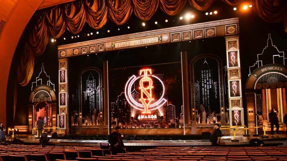 The long-delayed Tony Awards finally have a date — Sept. 26