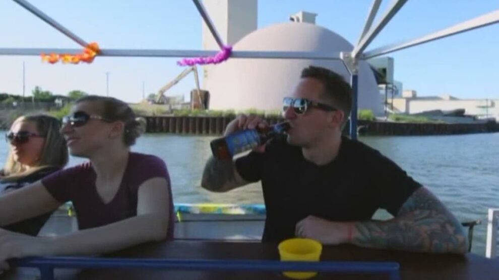 BrewBoat returns for more beer-filled cruises along the Cuyahoga River in Cleveland