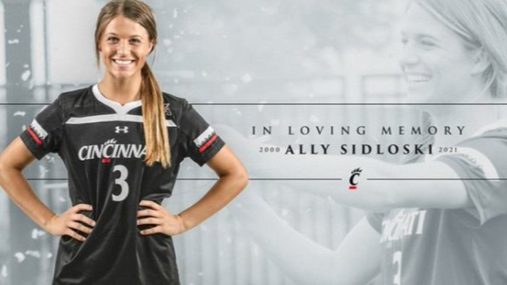 Family of University of Cincinnati soccer player who drowned over the weekend sets up GoFundMe, raises over $50,000