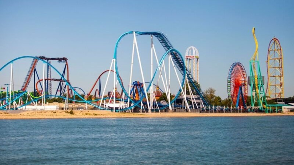 New ride opens at Cedar Point: Snake River Expedition