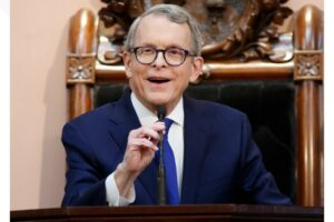 Social media reacts to Gov. Mike DeWine