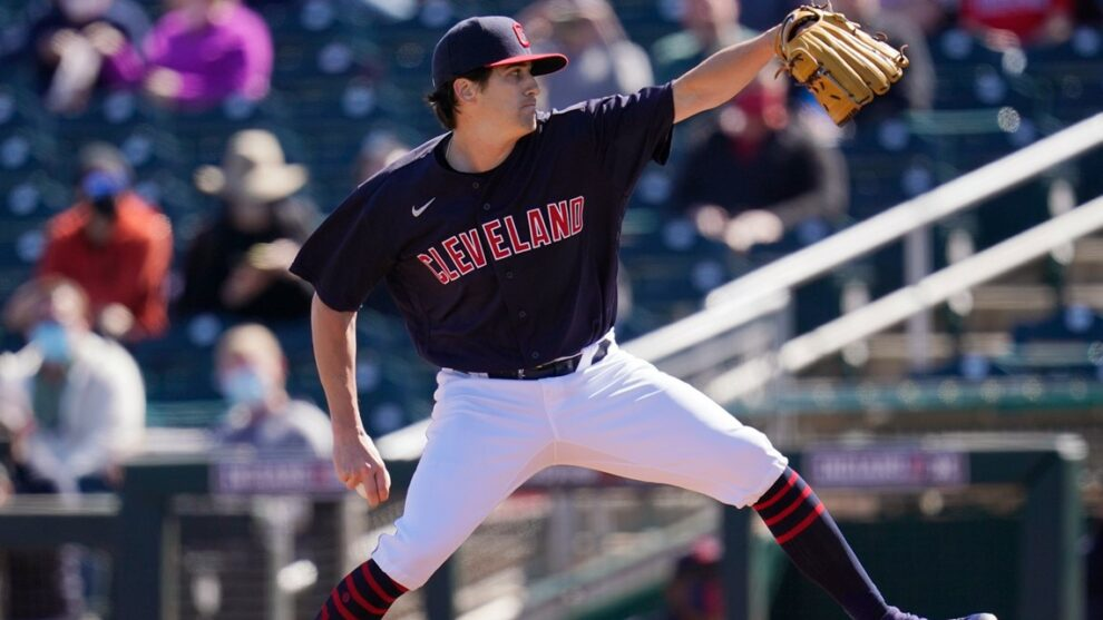 Cleveland Indians pitcher Cal Quantrill on why he wants to meet Justin Bieber: Beyond the Dugout interview