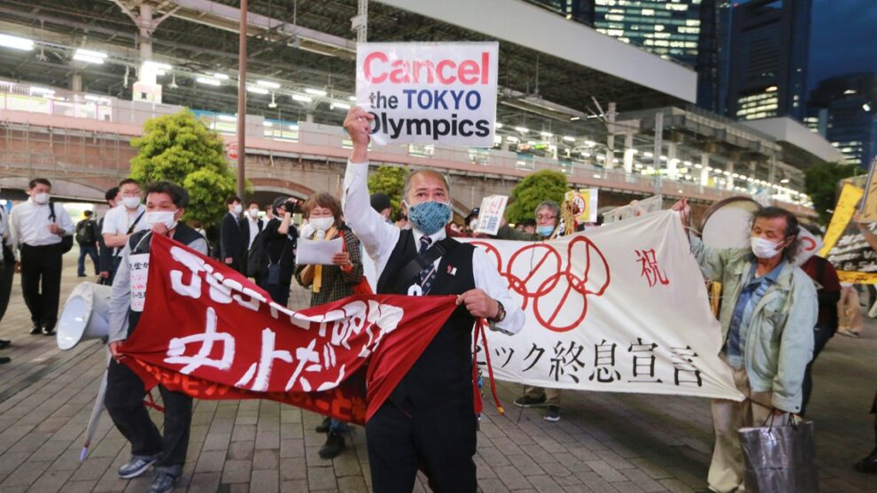 Tokyo organizers say Olympics are