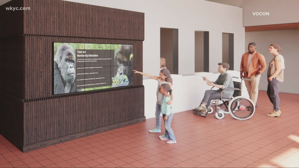 Cleveland Metroparks Zoo announces new auditorium, renovations after receiving $3 million gift