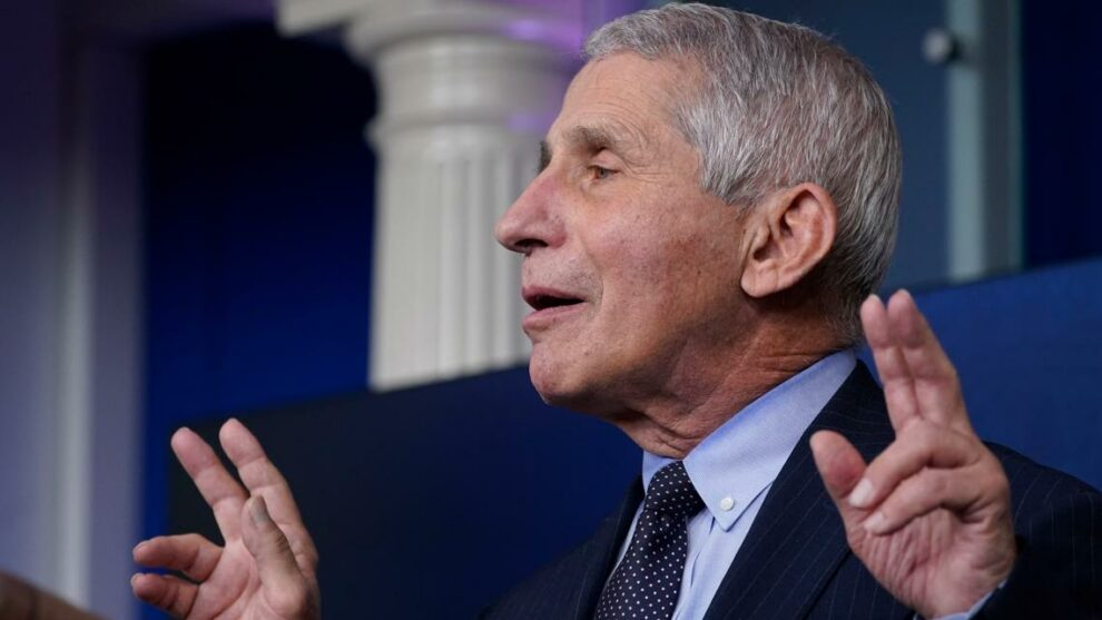 Fauci says pandemic exposed