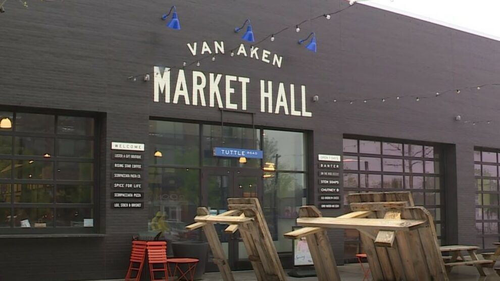 New businesses and ideas coming from Van Aken District