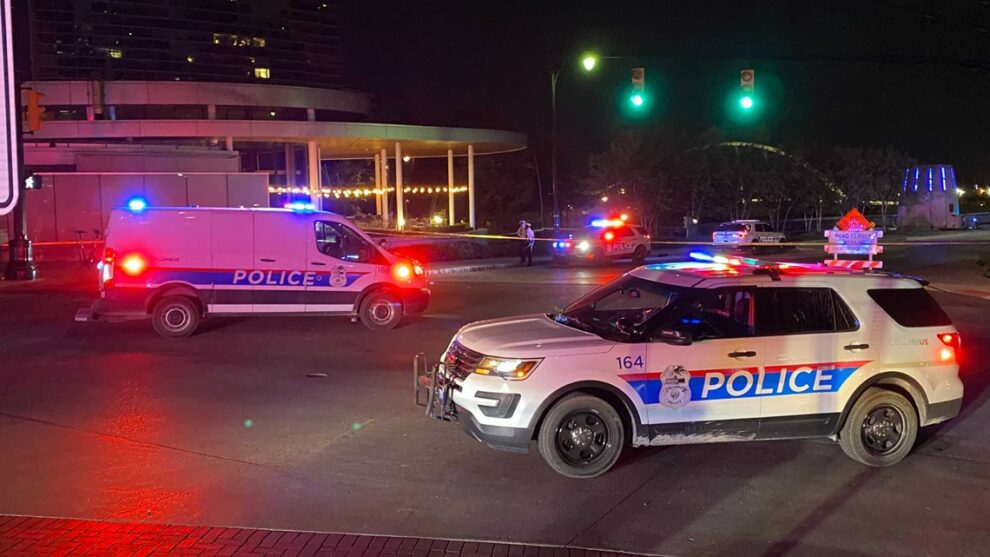 1 dead, multiple injured in shooting at downtown Columbus park