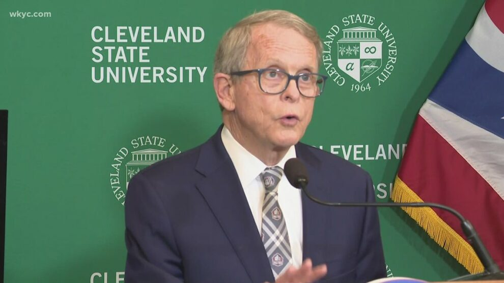 Gov. Mike DeWine visiting Cleveland to promote Ohio tourism Day