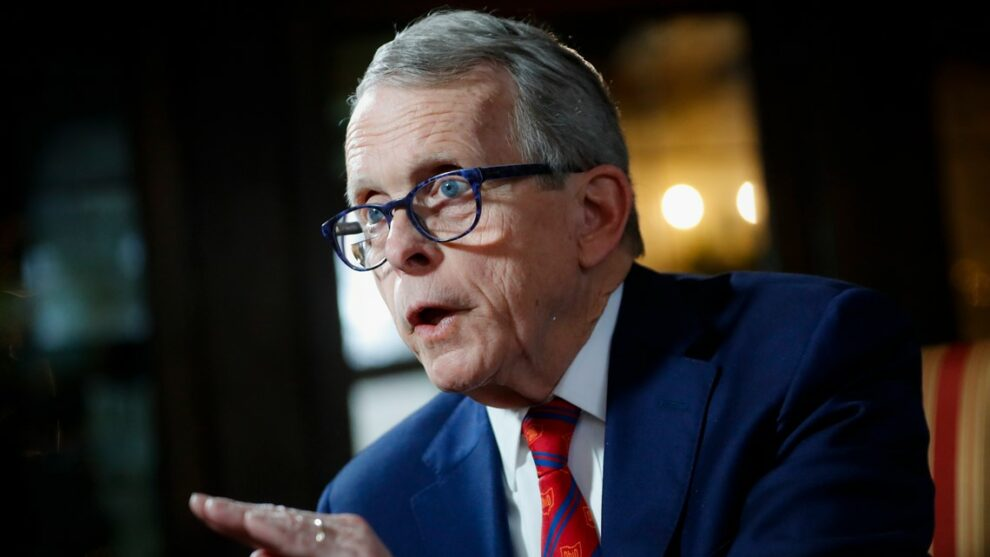 Ohio Gov. Mike DeWine to give statewide address on COVID pandemic at 5:30 p.m.