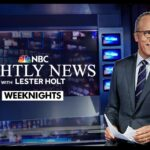 NBC Nightly News anchor Lester Holt to broadcast from Cleveland next Wednesday