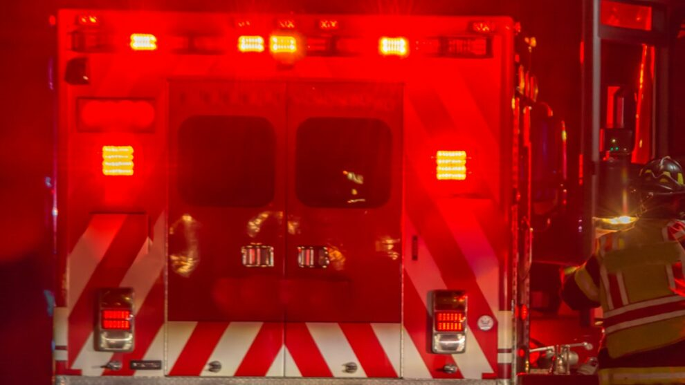 Two people hospitalized after SUV strikes motorcycle head on in Stark County