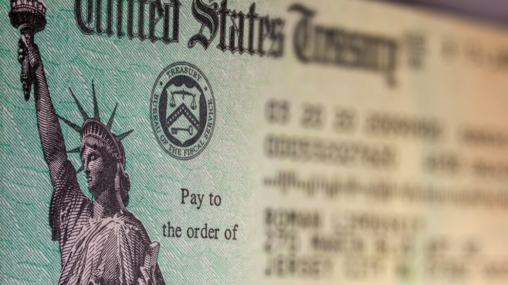 Who gets paid first when $10,200 unemployment refunds get sent out?