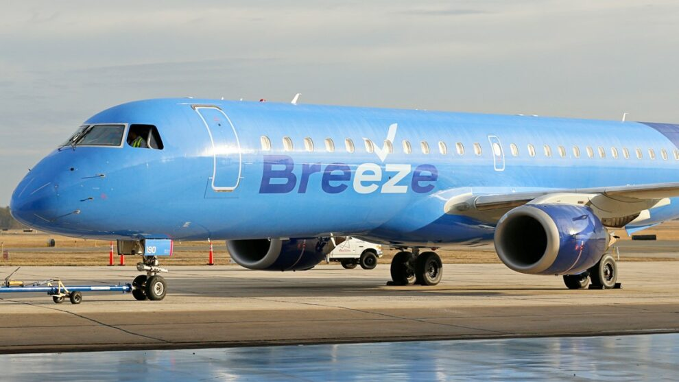 New airline Breeze Airways coming to Akron-Canton Airport: Fares starting at $39
