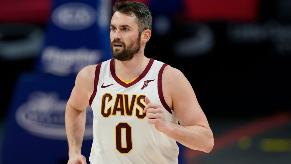 Cleveland Cavaliers F Kevin Love to speak at Cleveland Clinic virtual summit