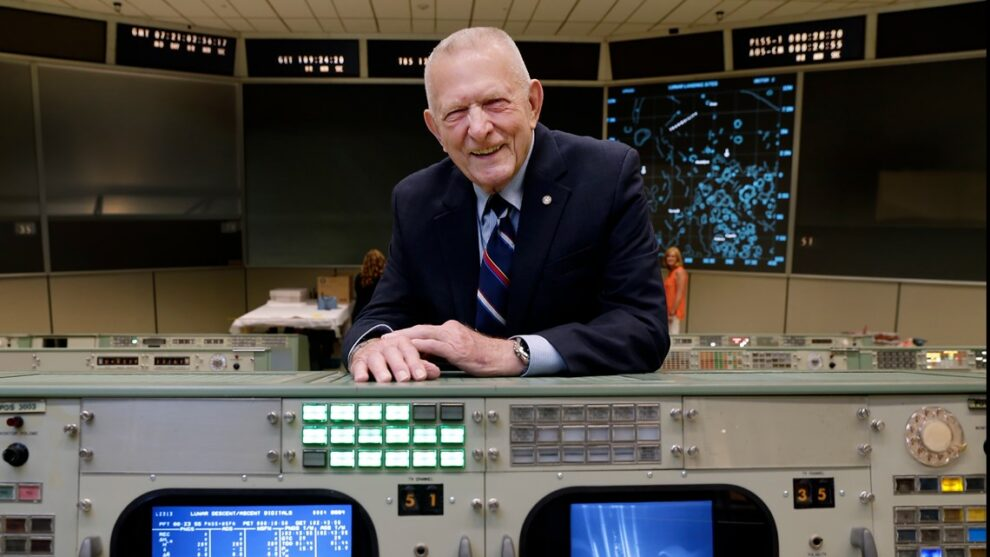 Toledo Express Airport to be renamed today after NASA icon Gene Kranz