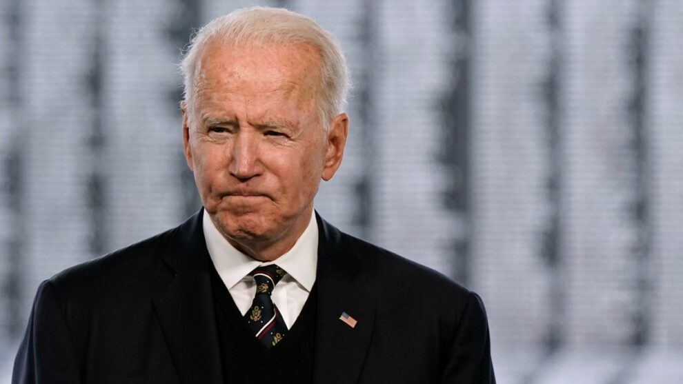 WATCH LIVE: Biden, Harris to observe Memorial Day at Arlington National Cemetery