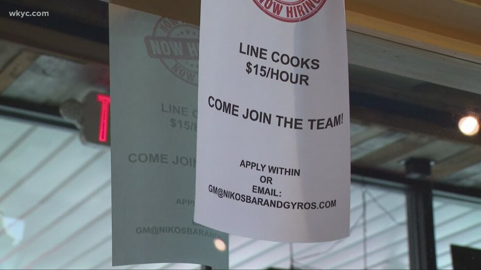 Northeast Ohio businesses try to attract workers amid labor shortage