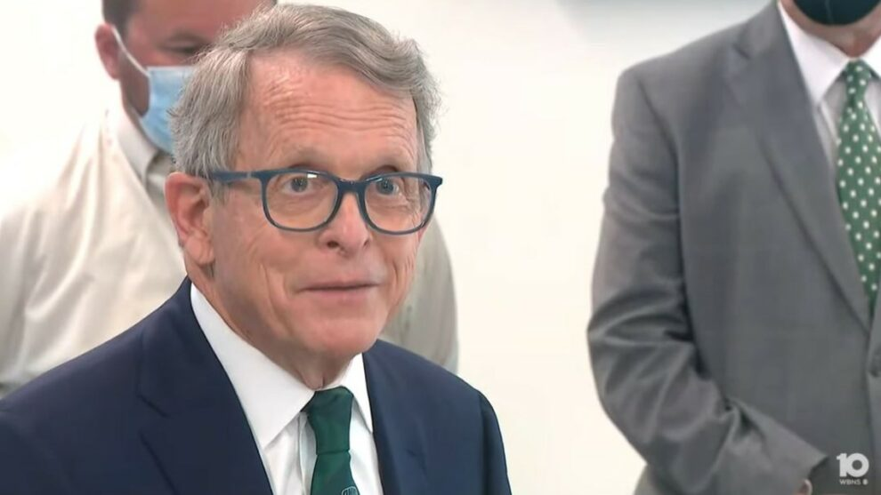 Gov. Mike DeWine asks unvaccinated Ohioans to still mask up indoors ahead of statewide health orders lifting