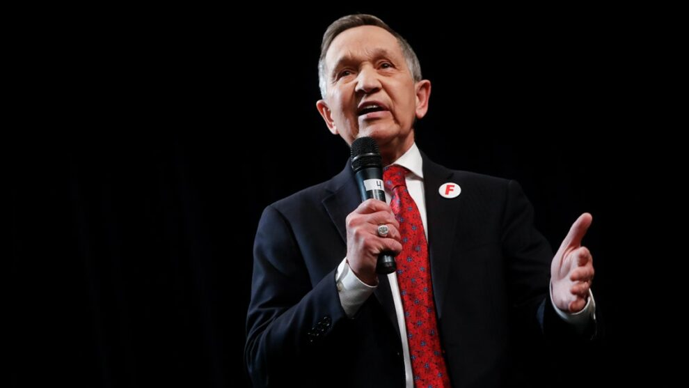 Is Dennis Kucinich running for mayor in Cleveland? Announcement coming at 5 p.m. today