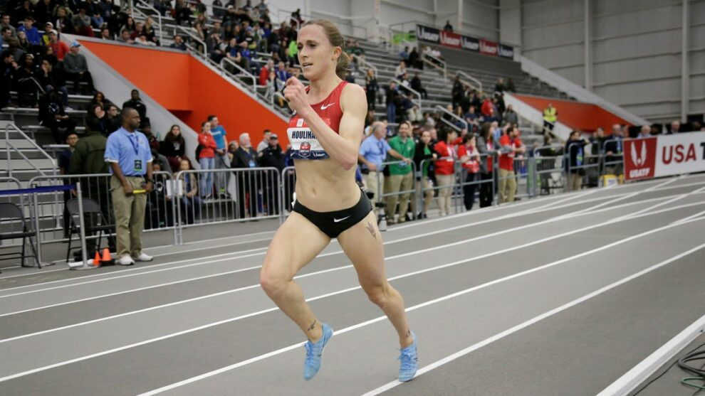Despite ban, Shelby Houlihan allowed to race at US trials pending appeals