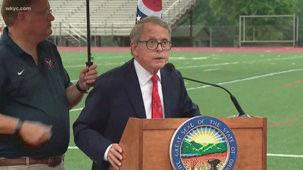 DeWine to hold Wednesday press conference announcing pilot program to recruit Ohioans into law enforcement jobs