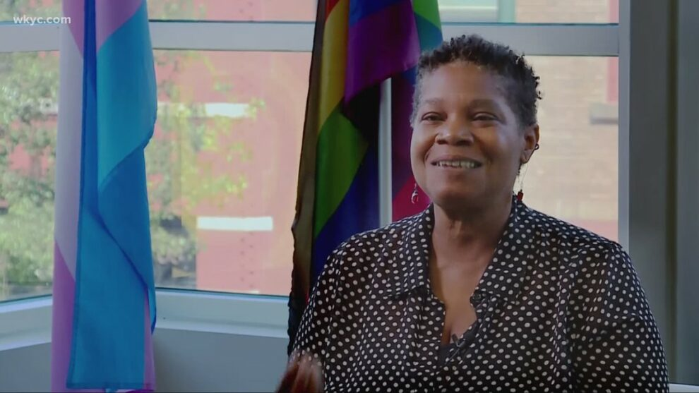 Boss Ladies of CLE: Director of the LGBT Community Center of Greater Cleveland, Phyllis
