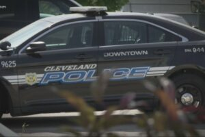 Second woman comes forward publicly accusing Cleveland police officer of rape