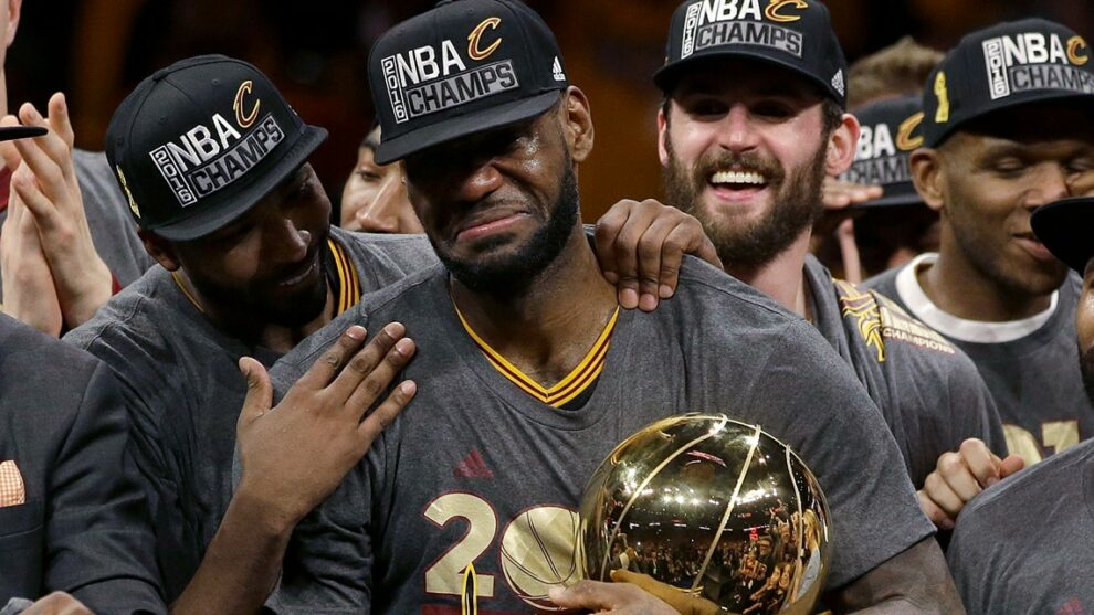 New documentary examines the history of the Cleveland Cavaliers