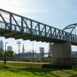 Cleveland Metroparks opens Wendy Park Bridge and Whiskey Island Trail