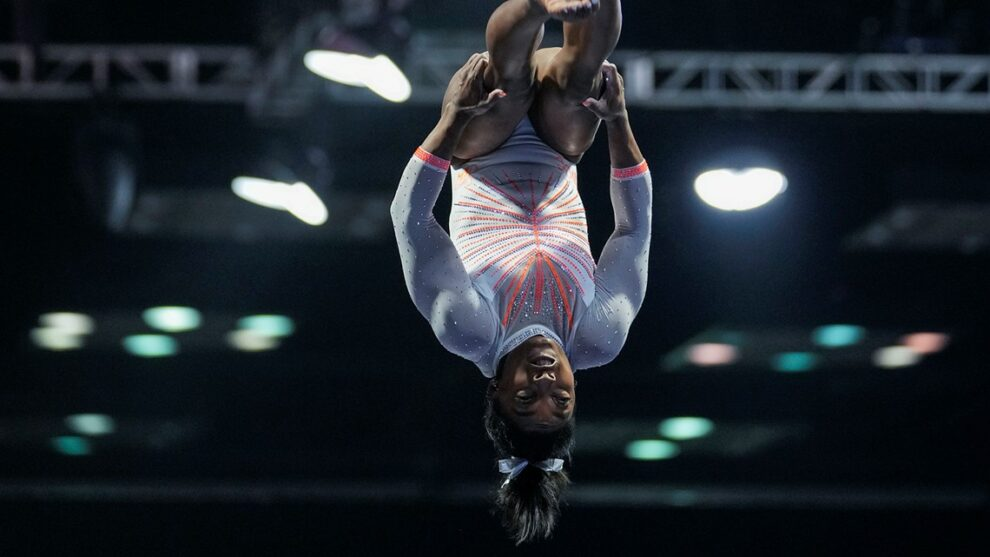 US Gymnastics Championships: How to watch this weekend