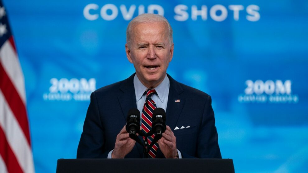 Free beer, other new incentives for Biden