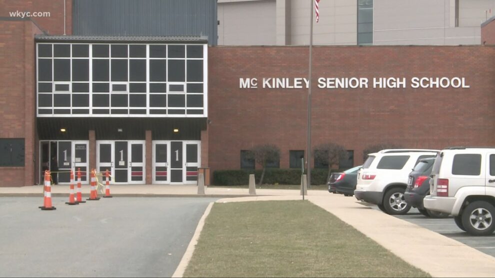 Father of Canton McKinley football player says coaches forced son to eat food against his religion as punishment