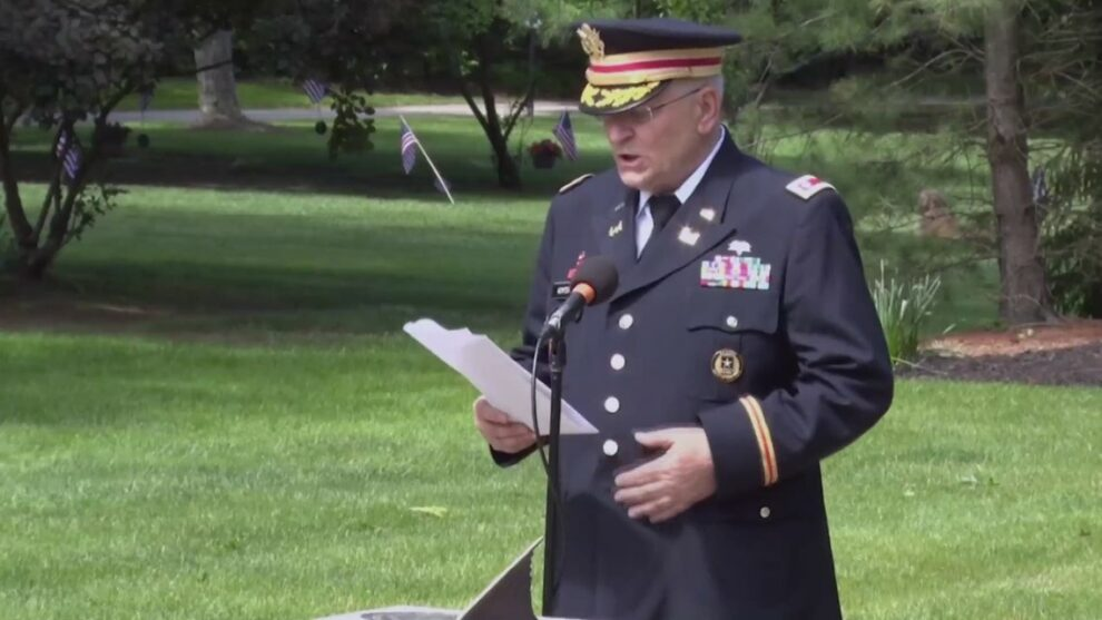 American Legion commander calls for resignation of Hudson officers after audio cut during veteran
