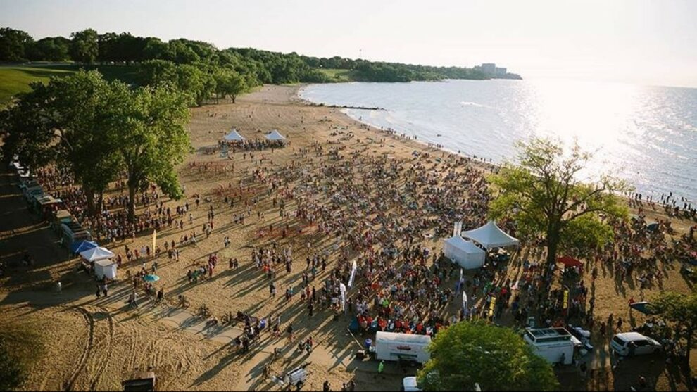 Water quality good for Edgewater, Villa Angela Beaches on Friday