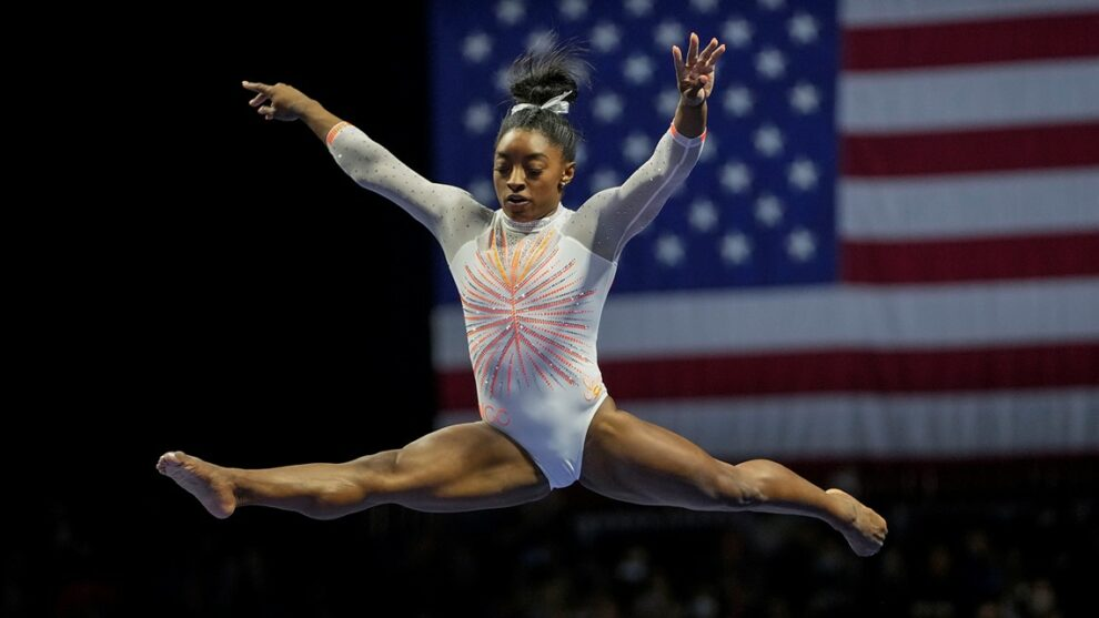 Simone Biles and who? Olympic picture cloudy at US Championships this weekend