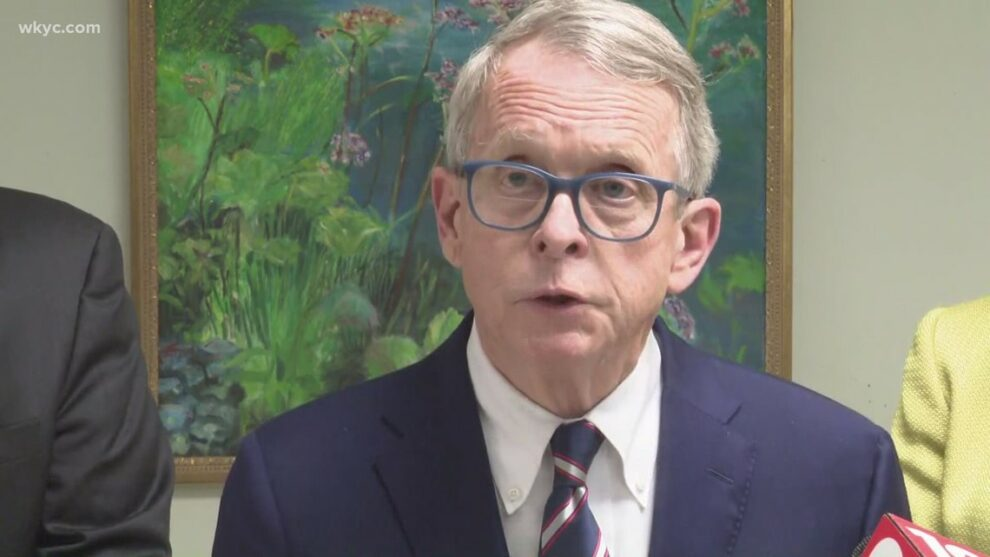 Gov. Mike DeWine pleads with providers to get Ohio