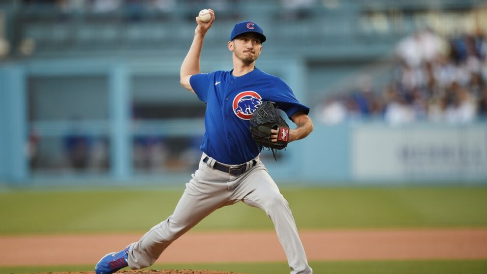 Cubs combine for MLB