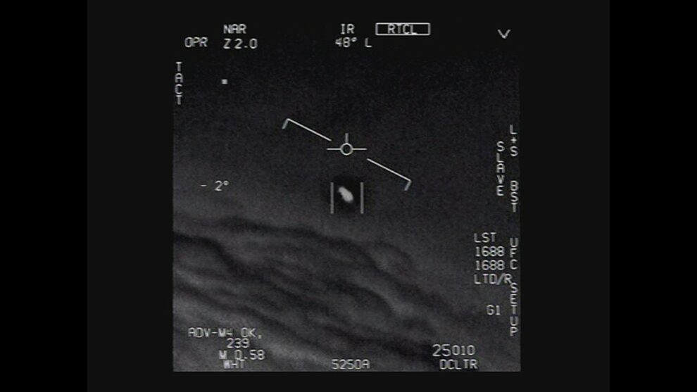 US report: Recent UFO sightings probably not aliens, but could be